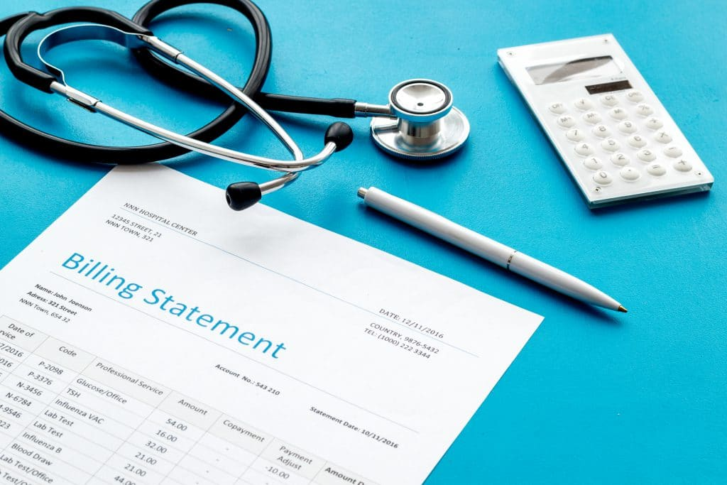 medical coding and billing annotation